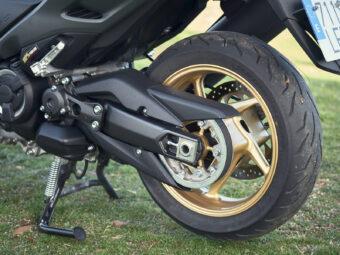 Yamaha Tmax 2021 detalles 5