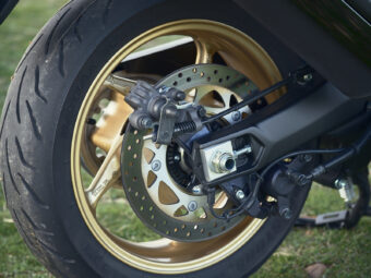 Yamaha Tmax 2021 detalles 7