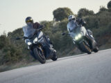 Yamaha Tmax 560 Honda Forza 750 2021 14
