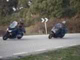 Yamaha Tmax 560 Honda Forza 750 2021 16