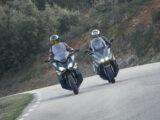 Yamaha Tmax 560 Honda Forza 750 2021 17