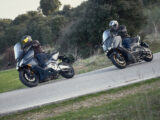 Yamaha Tmax 560 Honda Forza 750 2021 19