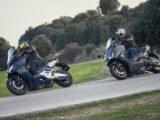 Yamaha Tmax 560 Honda Forza 750 2021 20