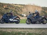 Yamaha Tmax 560 Honda Forza 750 2021 21