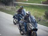 Yamaha Tmax 560 Honda Forza 750 2021 3