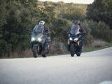 Yamaha Tmax 560 Honda Forza 750 2021 4