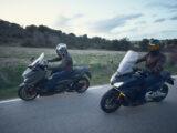 Yamaha Tmax 560 Honda Forza 750 2021 47