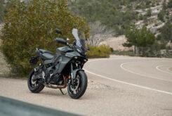 Yamaha Tracer 9 2021 Sport Pack prueba MBK (10)