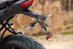 Yamaha Tracer 9 2021 Sport Pack prueba MBK (6)