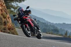 Yamaha Tracer 9 2021 prueba MBK (43)