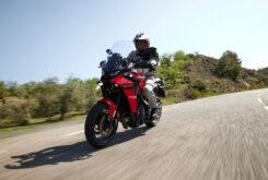 Yamaha Tracer 9 2021 prueba MBK (48)