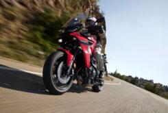 Yamaha Tracer 9 2021 prueba MBK (9)