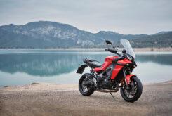 Yamaha Tracer 9 2021 prueba MBK detalles (12)