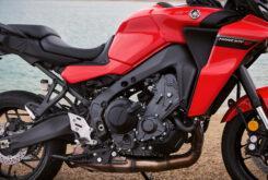 Yamaha Tracer 9 2021 prueba MBK detalles (2)