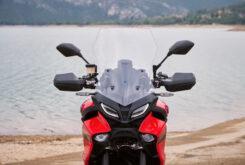 Yamaha Tracer 9 2021 prueba MBK detalles (5)