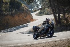 Yamaha Tracer 9 GT 2021 prueba MBK (8)