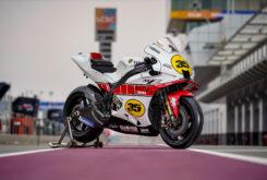 Yamaha YZR M1 60 aniversario Crutchlow Test Qatar MotoGP (1)
