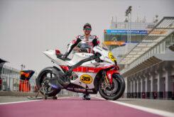 Yamaha YZR M1 60 aniversario Crutchlow Test Qatar MotoGP (10)