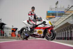 Yamaha YZR M1 60 aniversario Crutchlow Test Qatar MotoGP (11)