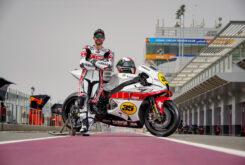 Yamaha YZR M1 60 aniversario Crutchlow Test Qatar MotoGP (13)