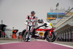 Yamaha YZR M1 60 aniversario Crutchlow Test Qatar MotoGP (15)