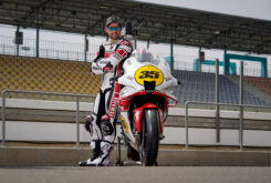 Yamaha YZR M1 60 aniversario Crutchlow Test Qatar MotoGP (16)