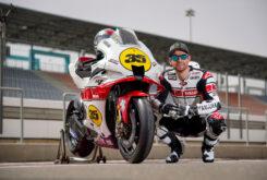 Yamaha YZR M1 60 aniversario Crutchlow Test Qatar MotoGP (17)
