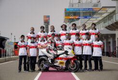 Yamaha YZR M1 60 aniversario Crutchlow Test Qatar MotoGP (18)