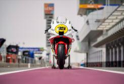 Yamaha YZR M1 60 aniversario Crutchlow Test Qatar MotoGP (2)