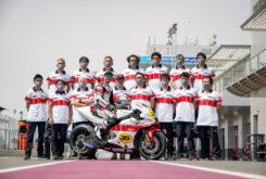 Yamaha YZR M1 60 aniversario Crutchlow Test Qatar MotoGP (20)