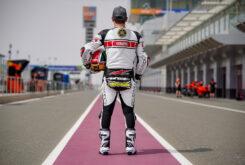 Yamaha YZR M1 60 aniversario Crutchlow Test Qatar MotoGP (25)