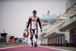Yamaha YZR M1 60 aniversario Crutchlow Test Qatar MotoGP (30)