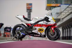 Yamaha YZR M1 60 aniversario Crutchlow Test Qatar MotoGP (31)
