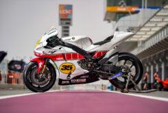 Yamaha YZR M1 60 aniversario Crutchlow Test Qatar MotoGP (5)