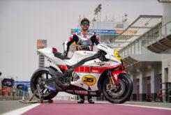 Yamaha YZR M1 60 aniversario Crutchlow Test Qatar MotoGP (9)
