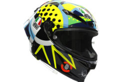 casco agv pista pg rr rossi winter test 2020 (1)