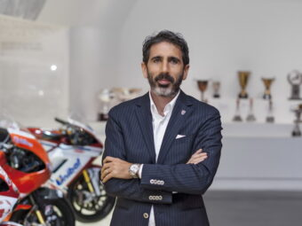 Ducati Francesco Milicia combustible sintetico