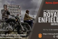 Encuentro Royal Enfield Ibérica