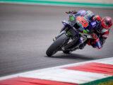 Fabio Quartararo pole MotoGP Portimao