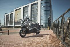 Honda Forza 350 2021 detalles 1