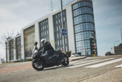 Honda Forza 350 2021 prueba 1