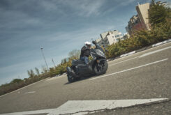 Honda Forza 350 2021 prueba 10