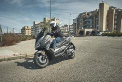Honda Forza 350 2021 prueba 11