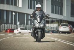 Honda Forza 350 2021 prueba 12