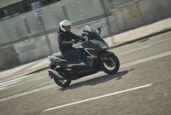 Honda Forza 350 2021 prueba 13