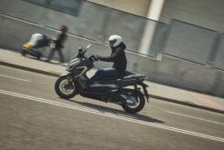 Honda Forza 350 2021 prueba 14