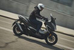 Honda Forza 350 2021 prueba 15