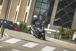 Honda Forza 350 2021 prueba 2