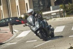 Honda Forza 350 2021 prueba 3