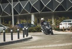 Honda Forza 350 2021 prueba 4